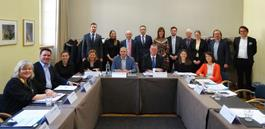 SNCI hosts the Permanent Working Group of NEFI